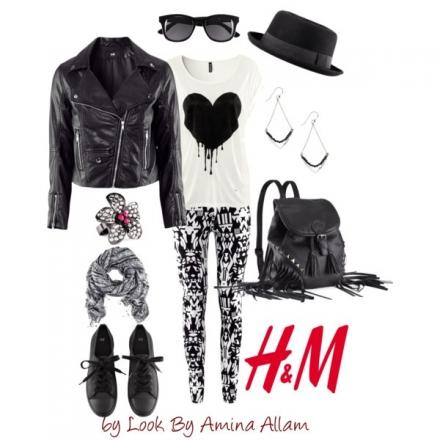Les leggings imprimés de H&M