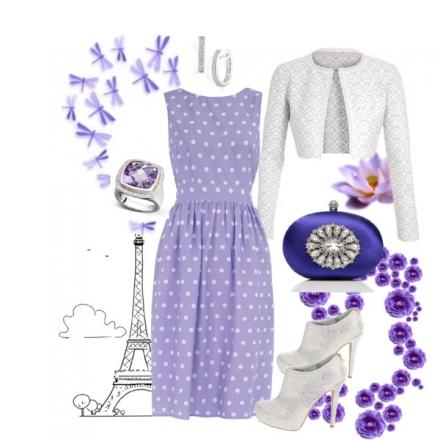 Une soirée d'été à Paris