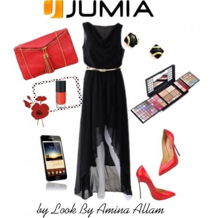 La fête avec Jumia