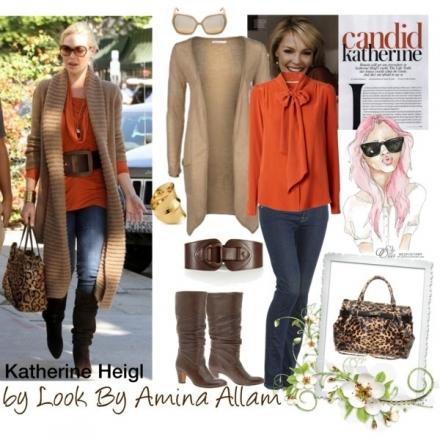 Adoptons le look de Katherine Heigl