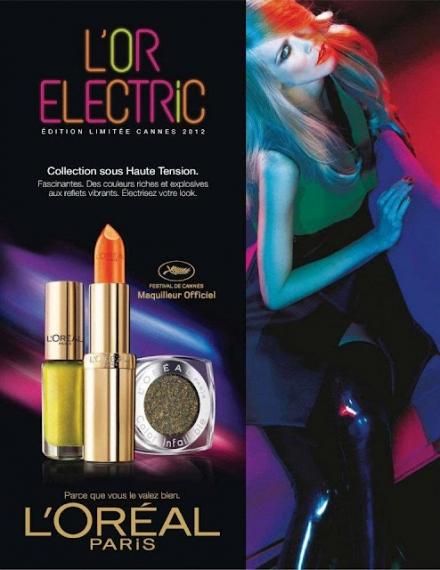 L'Or Electric par L'Oréal Paris