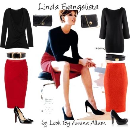 Le look de Linda Evangelista