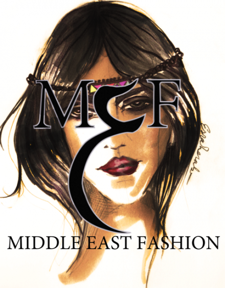 Middle East Fashion – la passion d'Amna Bouazza