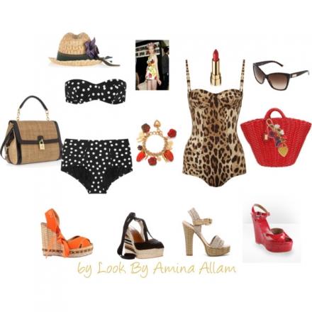 Maillots et accessoires Dolce & Gabbana