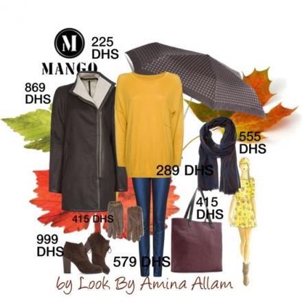 Les couleurs de Mango