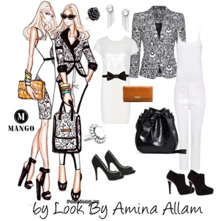 Black&White by Mango