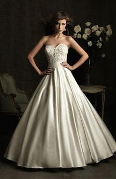 De belles robes de mariée en ligne