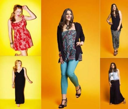 New Look – pour la femme ronde & fashionista