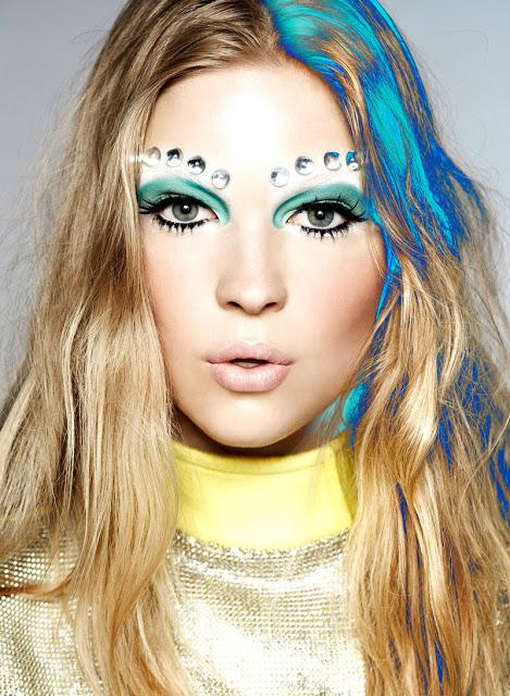 Look by amina allam les derni res tendances de maquillage - Maquillage annee 70 ...