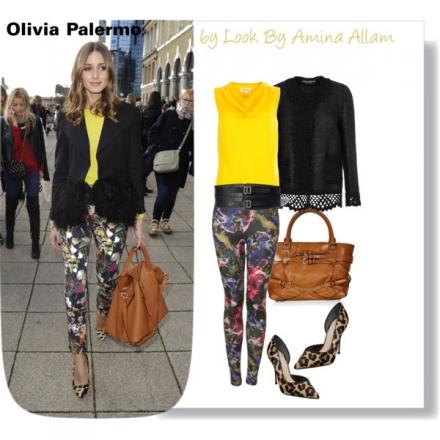 Le style d'Olivia Palermo