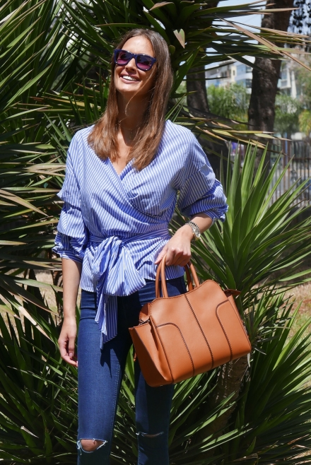 Not without my Tod's Sella bag