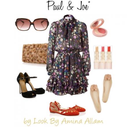 La robe de Paul&Joe
