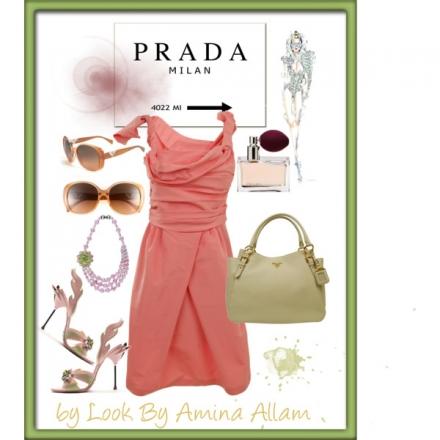 Le look Prada