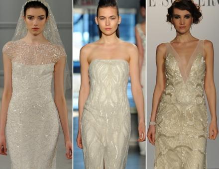 Les dernières tendances de robes de mariée sur Chicadresse.ma