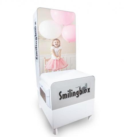 Smiling Box – pour animer vos fêtes