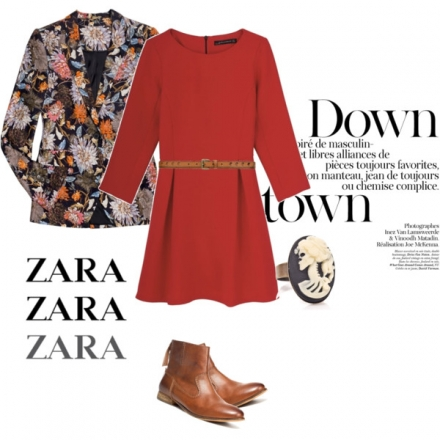 Tout chez Zara