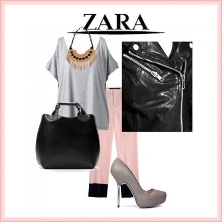 Ma tenue de chez Zara