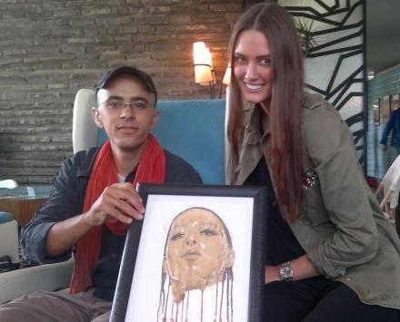 DRISS MAAROUFI – artiste peintre