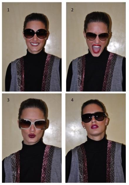 Mon choix de lunettes de soleil chez Solice