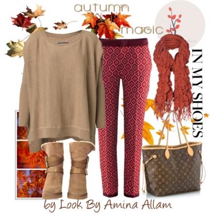 La magie d'automne
