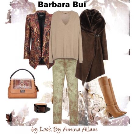 Barbara Bui pour l'automne 2012