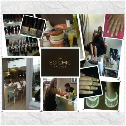So Chic Nail Bar – pour vos ongles & votre beauté