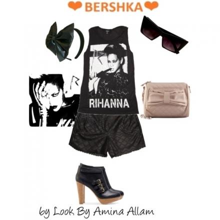 100% Bershka