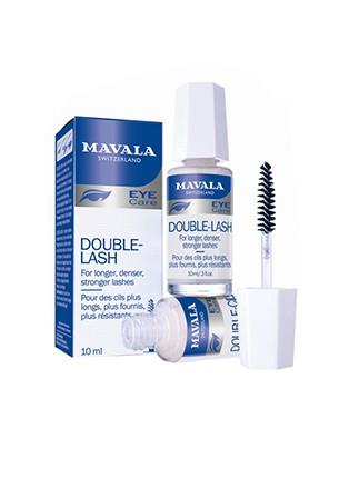 Double-lash de Mavala pour des cils plus longs