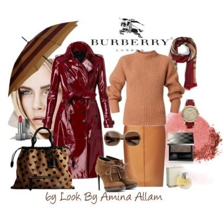 Burberry Prorsum automne/hiver 2013
