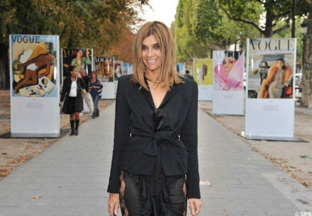 Carine Roitfeld lance CR Fashion Book
