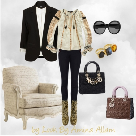 Le style casual chic