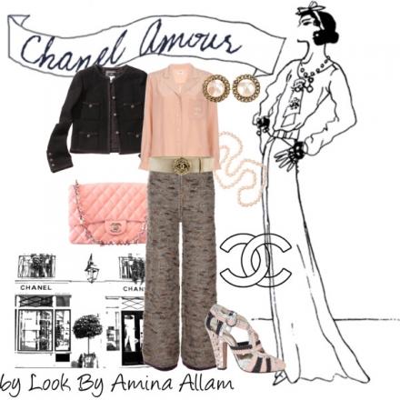 Pour les fans du style Chanel