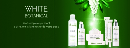 White Botanical by Yves Rocher