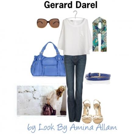 Le look casual par Gérard Darel