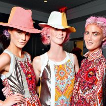 Toutes les tendances de mode printemps-été 2012