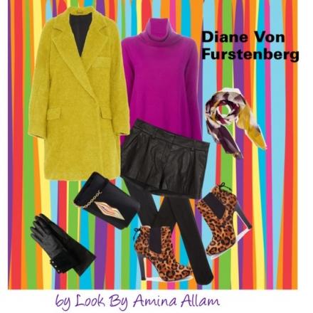 La mode par Diane von Fürstenberg