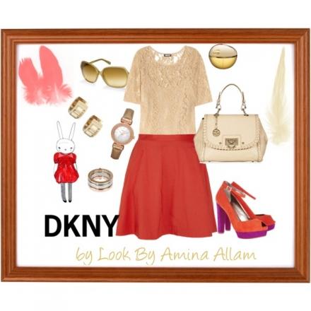 DKNY – la mode à l'américaine