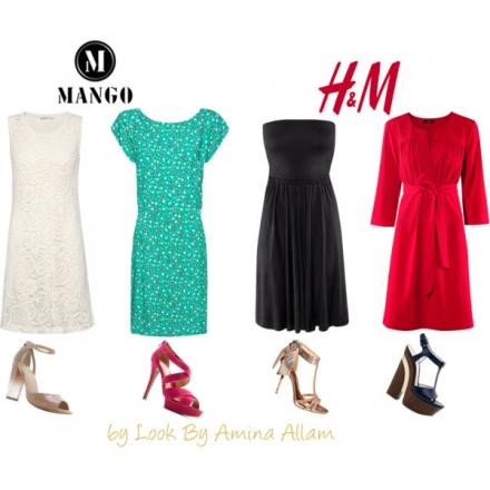 Une sélection de robes