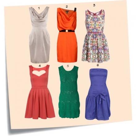 Choisissez votre robe