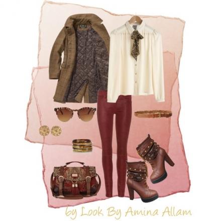 Une tenue pour l'automne