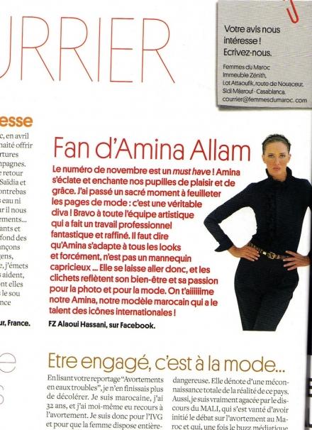 Fan d'Amina