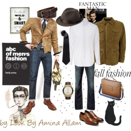 L'homme casual chic – automne 2012