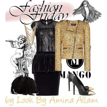 Fashion Friday by Mango