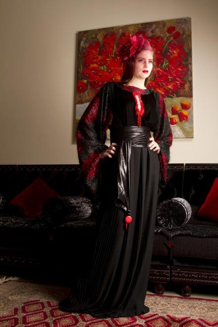 La Parisienne par Fawziah Al Marzouqi