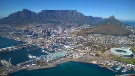 Lumia Cape Town – minds full of souvenirs and images
