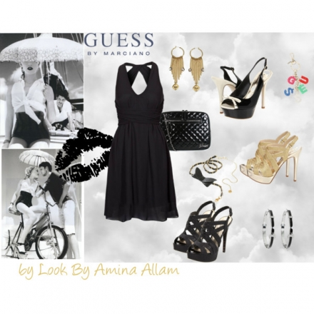 La robe Marilyn de Guess