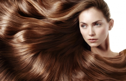 Le secret d'une chevelure parfaite? The secret of perfect hair?