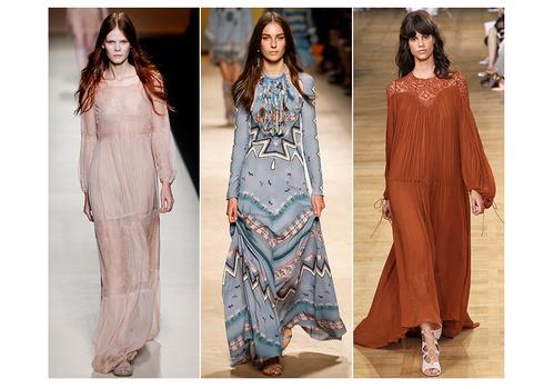 Look by amina allam un aper u des tendances de mode pe 2015 sur chicadresse - Mode hippie femme annee 70 ...
