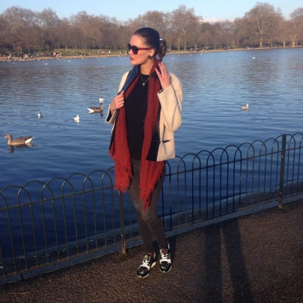 18022015 – Walking in Hyde Park