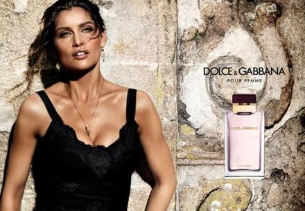Laetitia Casta pour Dolce & Gabbana